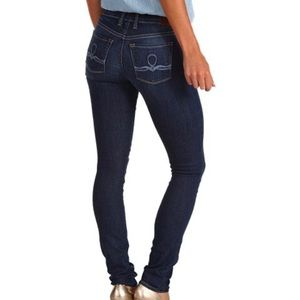 Lucky Brand Medium Norman Sofia Skinny Jean.